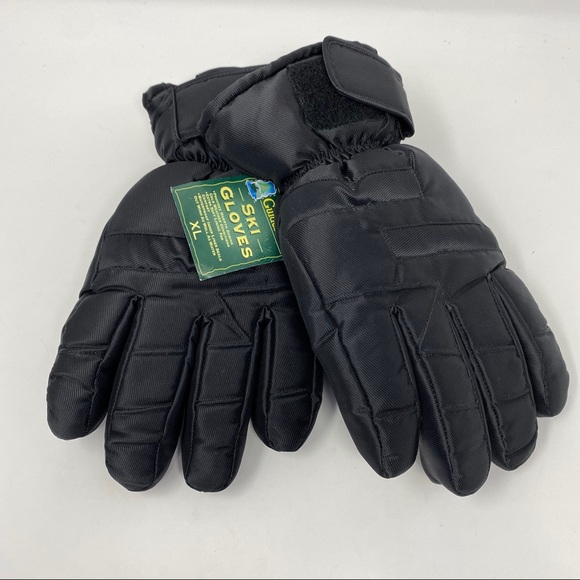 Guidesman Other - NWT Guidesman Ski Gloves Black XL